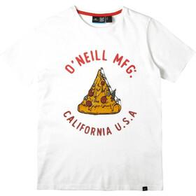 O'Neill Cali SS Shirt Boys powder white